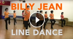 Billy Jean Line Dance