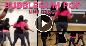 BubbleGum Pop Line Dance