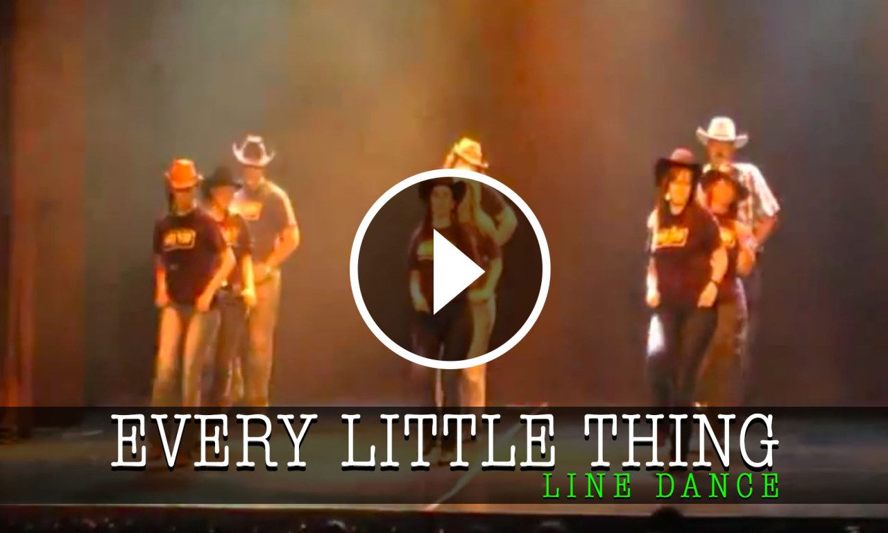 Every Little Thing Line Dance