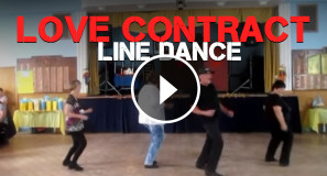 Love Contract Line Dance