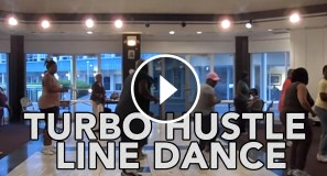Turbo Hustle Line Dance
